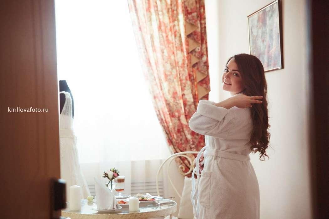 """Фото 10013226 в коллекции Утро невесты - """"Князь Владимир"""" - гостиничный комплекс"""
