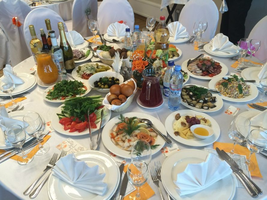 Фото 10842972 в коллекции Наши банкеты - Бутик-отель Райкин Plaza