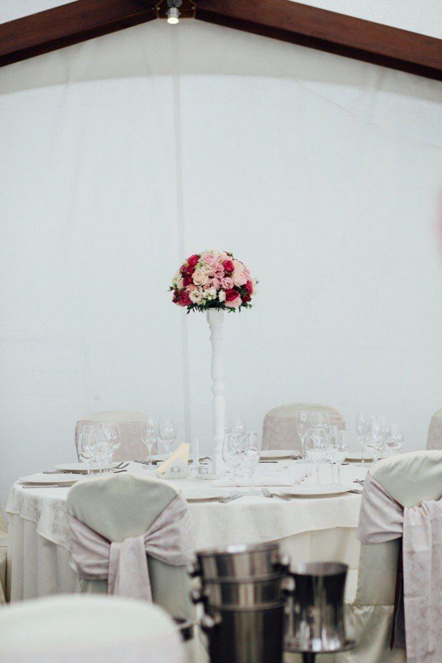 Фото 14164020 в коллекции Свадьбы.Оформление цветами - Студия флористики Blossom flowers