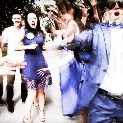 Съёмка свадьбы весь день