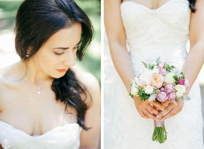 Фото 10112644 в коллекции Dasha & Sasha!!!!!! Удивительная, позитивная пара!!!!!! - Ателье декора и флористики Cherry blossom