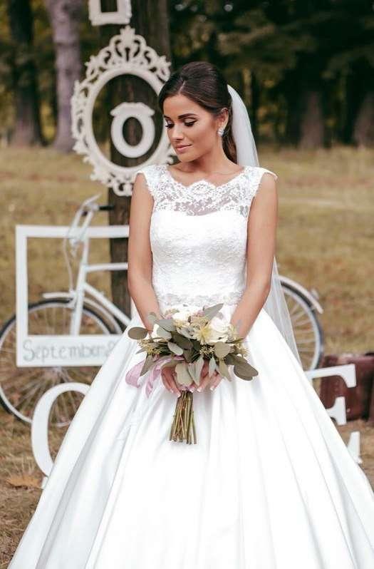 Флористика и декор: CHERRY BLOSSOM  Букет невесты: MILLE FIORI - фото 10112690 Ателье декора и флористики Cherry blossom