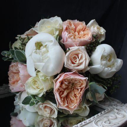 Мастер-класс по свадебной флористике,  2 дня