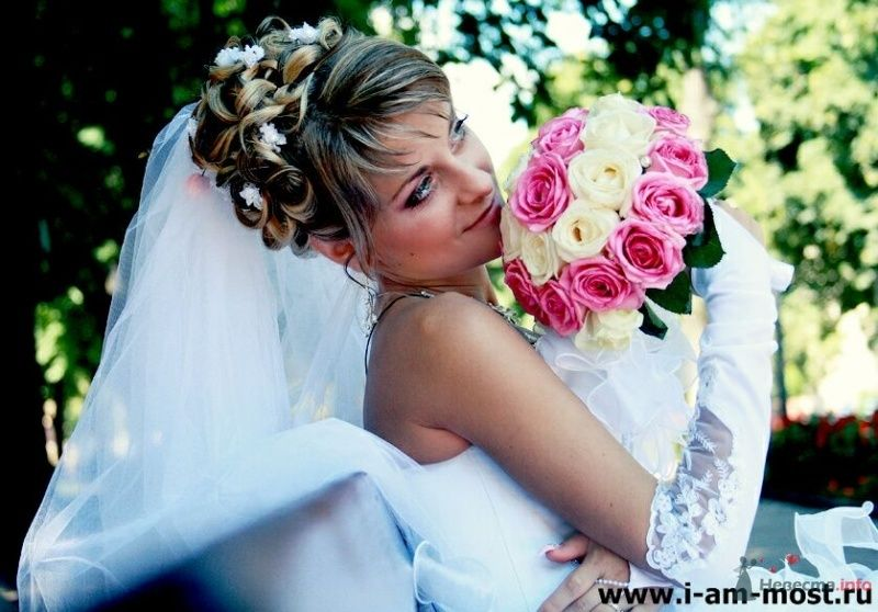 """Наши свадебные работы - фото 35362 Команда Стилистов и Визажистов """"Я самая"""""""