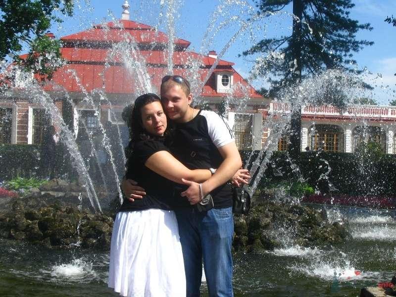 Петродворец на фоне Монплезира и фонтана)  - фото 38747 Ксюньчик