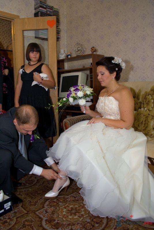 Фото 40457 в коллекции Свадьба - Ксюньчик