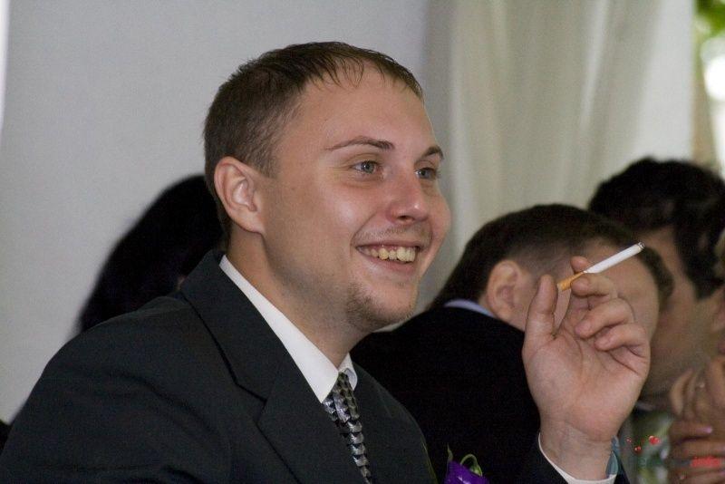 Счастливый ... уже муж)  - фото 41924 Ксюньчик