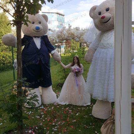 Шоу-программа Свадебные мишки