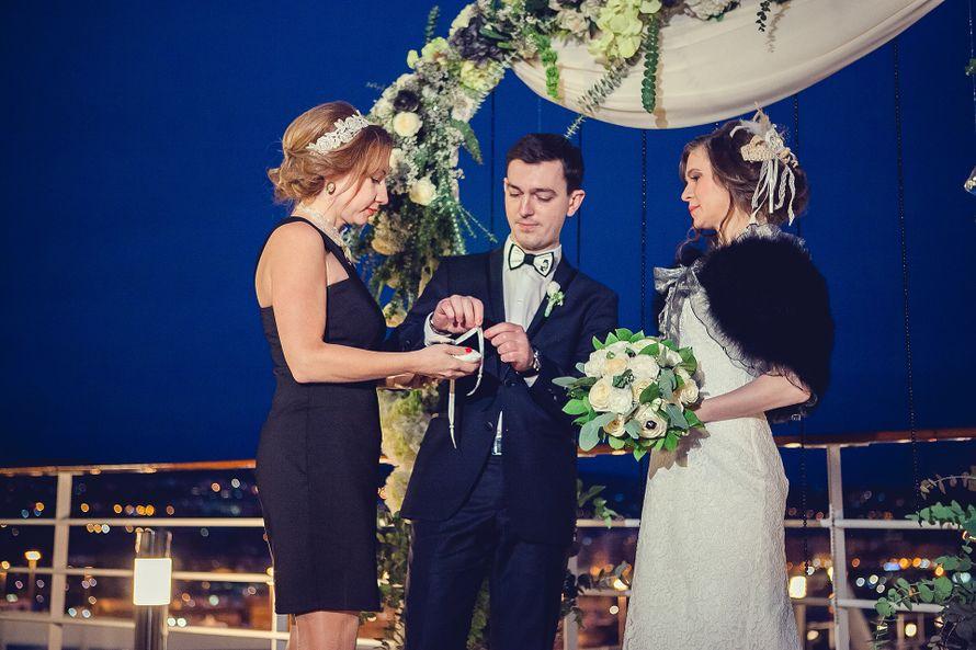 Фото 10156700 в коллекции свадебные церемонии - Ведущая церемоний Екатерина Литвинова