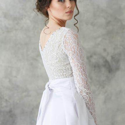 """Свадебное платье """"Лаконичность"""""""