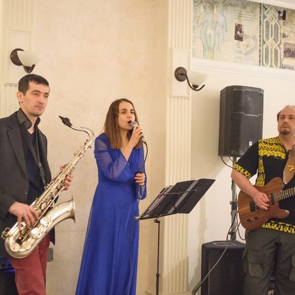 Джаз трио на свадьбу