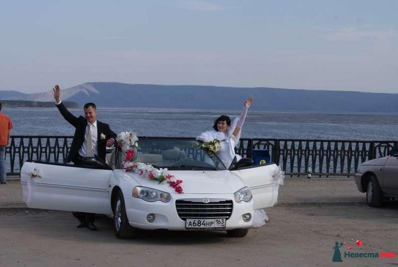 Фото 441518 в коллекции Мои фотографии - Prokabrik - аренда белых свадебных кабриолетов