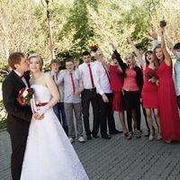 """На Марине свадебное платье """"Валенсия"""""""