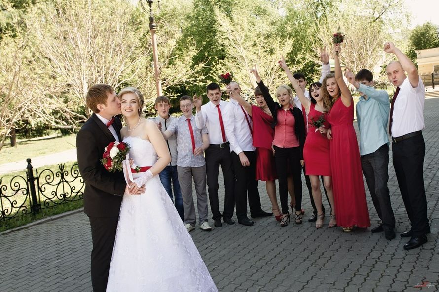 """На Марине свадебное платье """"Валенсия"""" - фото 11383782 Свадебный интернет-салон Татьяны Майор"""