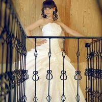 """На Евгении свадебное платье """"Марго"""""""
