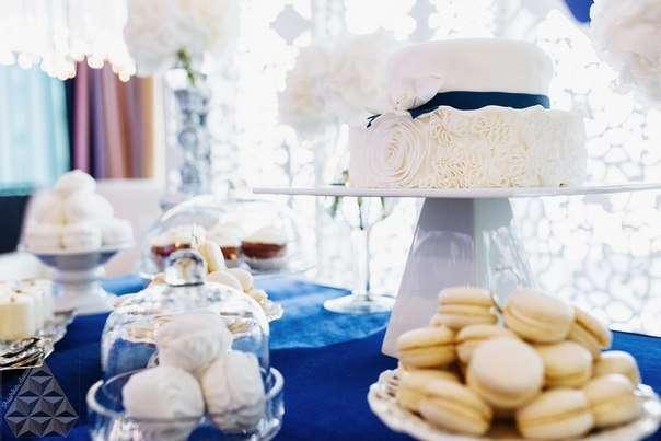 """Фото 10747764 в коллекции Сине-белая элегантная свадьба в """"Кроун Плазе"""". Ресторан Дорчестер - """"Shishka_decor"""" - студия декора"""