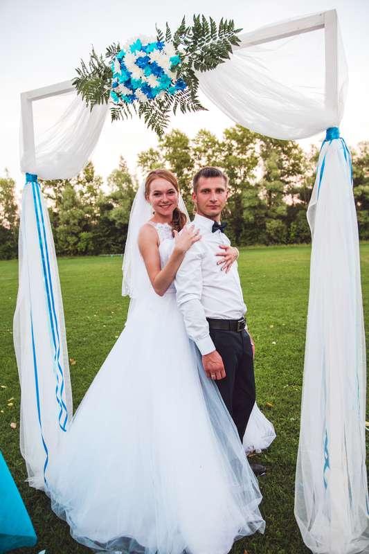 Фото 10406410 в коллекции Свадьба Ивана и Светланы 08.08.2015 - Мирабелла свадебное агентство