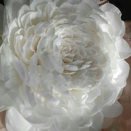 Бумажные цветы от 70 до 100 см