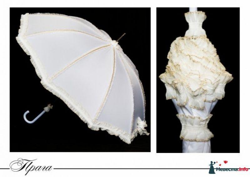 """Фото 442183 в коллекции Свадебные зонты, о которых Вы мечтали! - Магазин """"Свадебные зонты в Казани"""""""