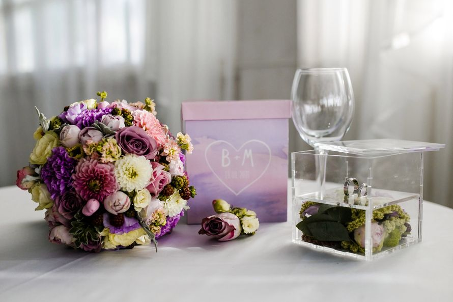 """Фото 14279466 в коллекции Свадьба - """"L.A.F."""" - студия флористики"""
