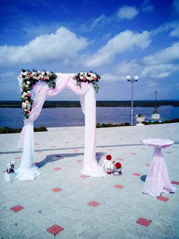 """Фото 11714012 в коллекции Свадебное оформление - Студия оформления событий """"Ванильное небо"""""""