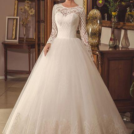 Свадебное платье, мод. 1470.