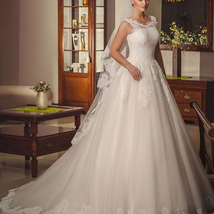 Свадебное платье, мод. 1473