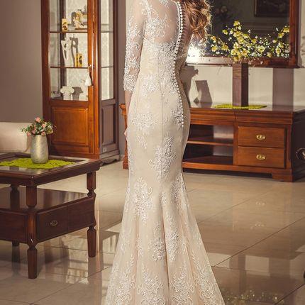 Свадебное платье, мод. 1487