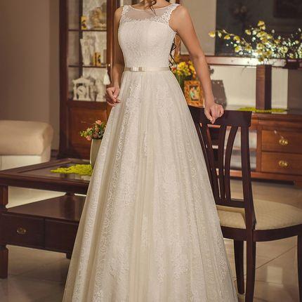 Свадебное платье, мод. 1501
