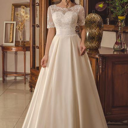 Свадебное платье, мод. 1507