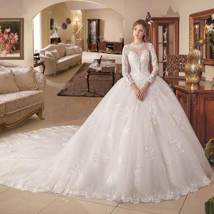 Свадебное платье, мод. 1517