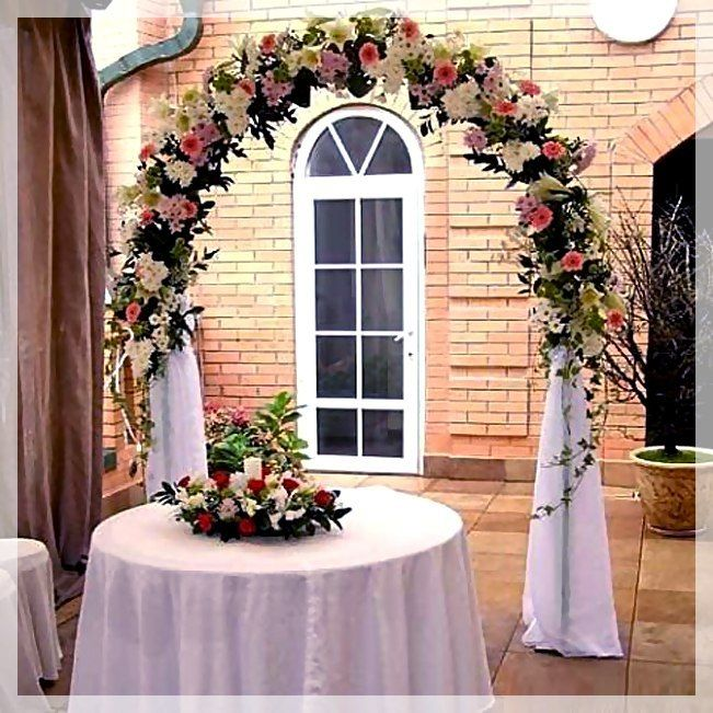 Фото 10487310 в коллекции Оформление арки - Мастерская флористики Wedding planner