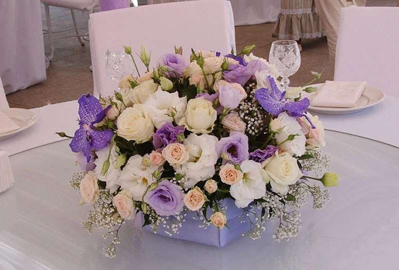 Фото 10487324 в коллекции Оформление стола гостей - Мастерская флористики Wedding planner