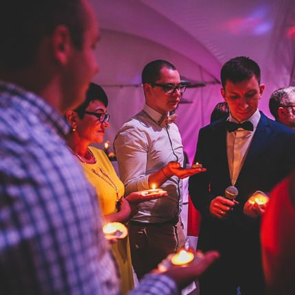 Проведение свадьбы (воскресенье-четверг) + Dj + звук, 6 часов