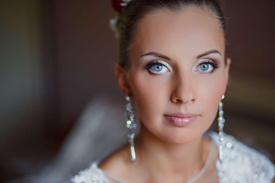 Фото 5795742 в коллекции Свадебный макияж - Визажист Наталья Виноградова