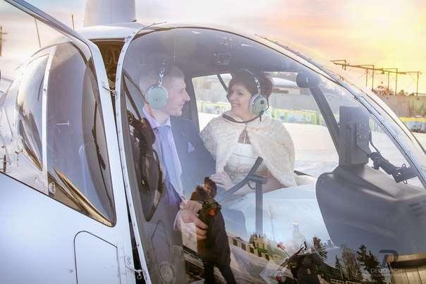 Фото 10494918 в коллекции Свадьба на высоте полета! - Развлекательный центр Пилот