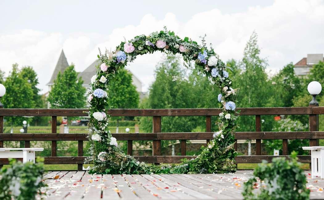 Фото 16388240 в коллекции Акварельная свадьба в Княжьем Озере - Verba - организация и оформление мероприятий
