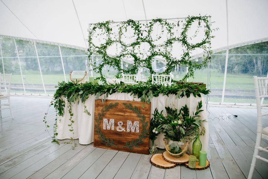 """Фото 16389366 в коллекции """"Greenery"""" свадьба - Verba - организация и оформление мероприятий"""