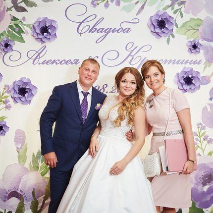 Один свадебный координатор