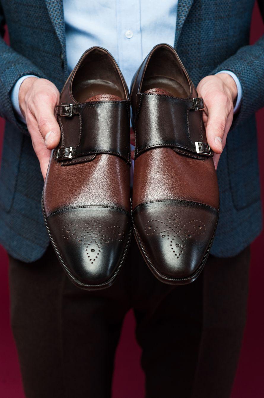 Туфли для жениха Монки