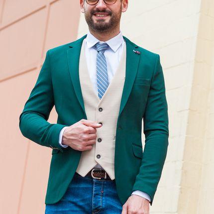 Зелёный пиджак
