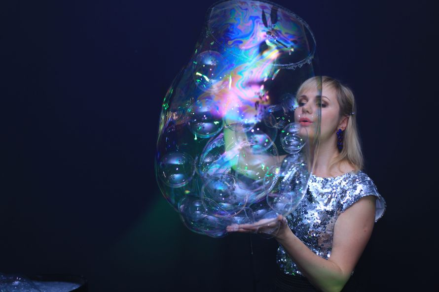 """Фото 17141100 в коллекции Портфолио - Шоу мыльных пузырей """"Магия"""""""