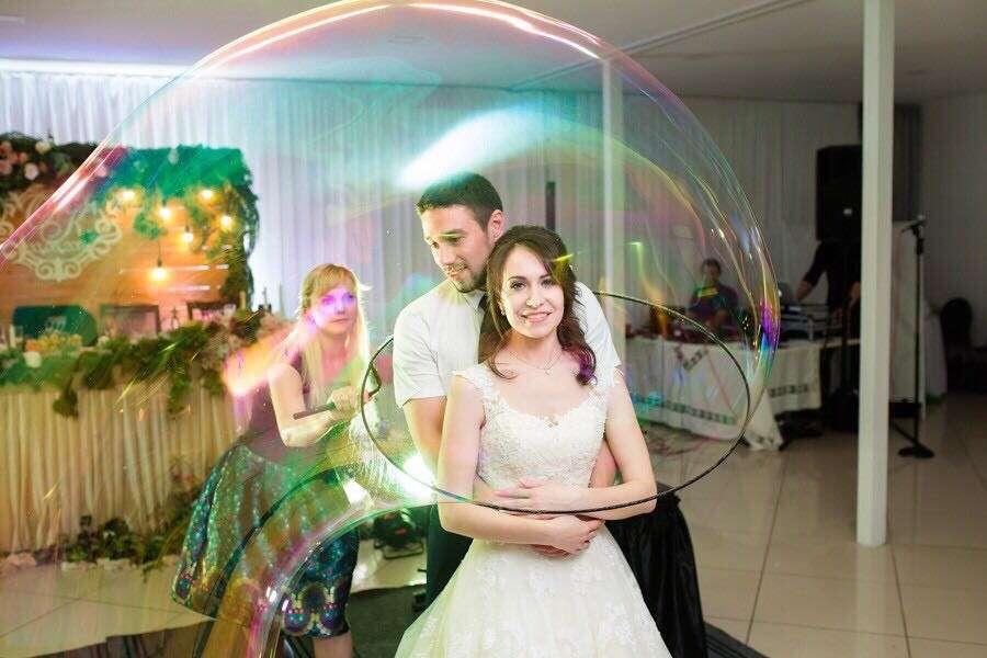"""Фото 17144230 в коллекции Свадебное шоу пузырей - Шоу мыльных пузырей """"Магия"""""""