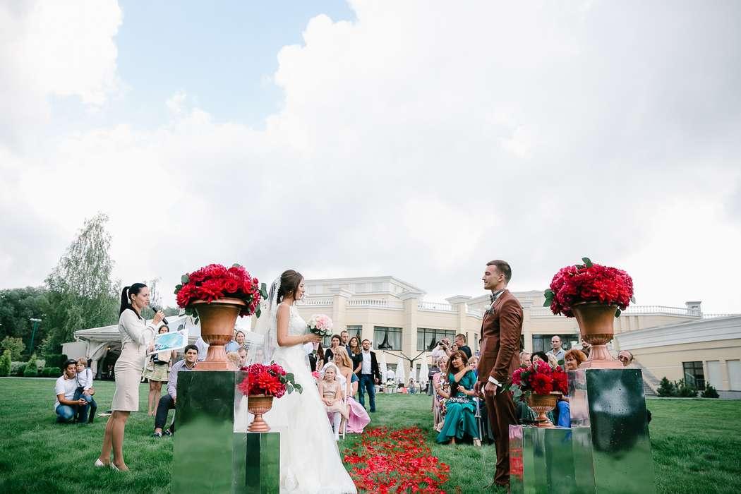 "Фото 12243154 в коллекции Портфолио - Свадебное агентство ""As Love"""