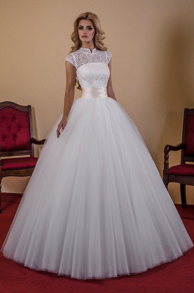 свадебное платье от дизайнера Виктория Карандашева - фото 10579528 Салон Viktoria Karandasheva