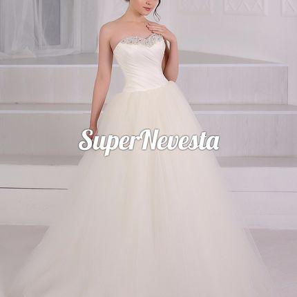 """Свадебное платье """"Ирида"""""""