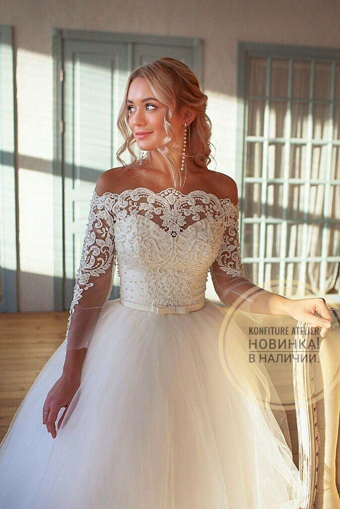 Свадебное платье Pastila-16