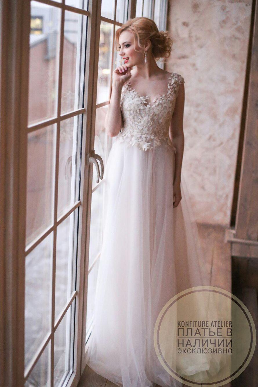 Фото 16985658 в коллекции Портфолио - Konfiture atelier - мастерская свадебных платьев