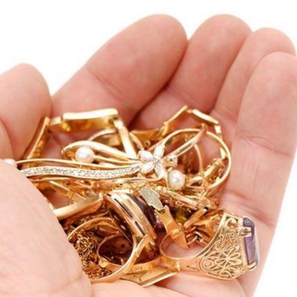 Обручальное кольцо из вашего металла