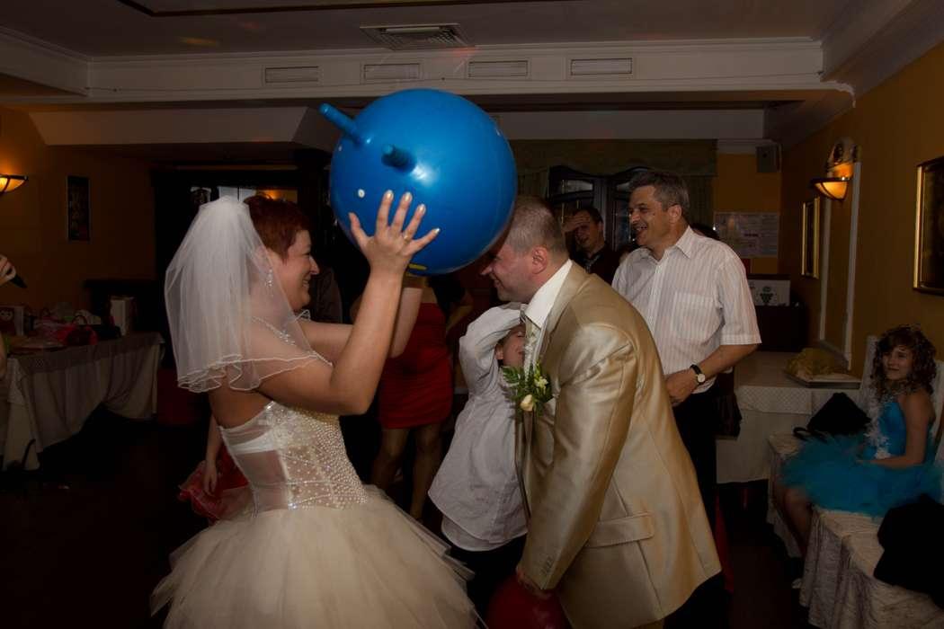 Фото 539427 в коллекции Свадебное торжество Андрея и Юлии. - Бухтоярова Мария - организатор и ведущая